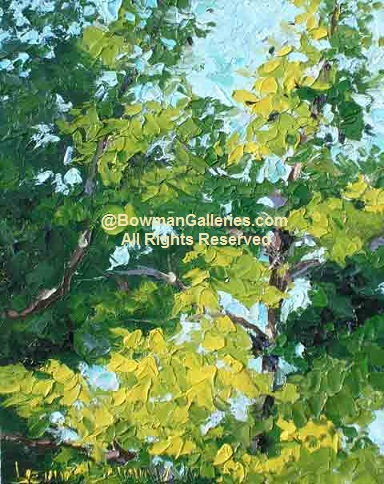 Painting - Bright Afternoon
