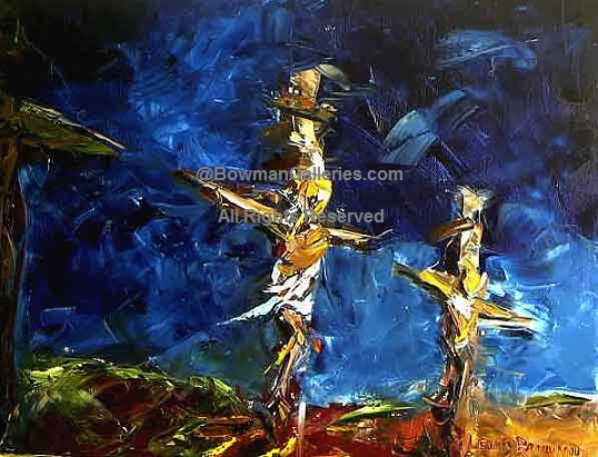 Painting - Cross