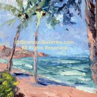 Painting - Paradise II