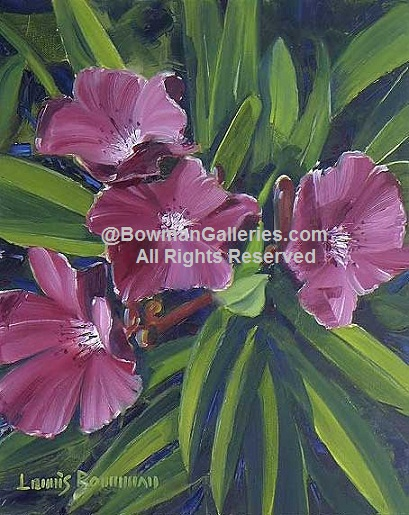 Painting - Pink Flowers