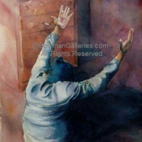 Painting - Woman of Praise